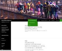 Site de Martine Boncourt, un site personnel consacré à la pédagogie